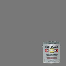 1 Gallon Smoke Gray Protective Enamel Oil Base Paint 7786-402