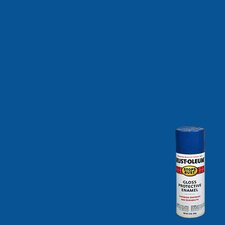 Royal Blue Protective Enamel Gloss