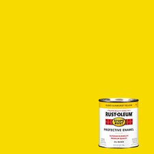 1 Quart Sunburst Yellow Protective Enamel Oil Base Paint 7747-502