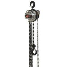 Manual Chain Hoists SMB015-10-8VA