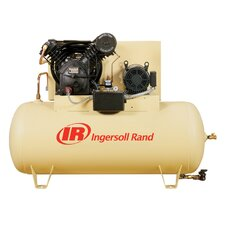 120 Gallon Fully Packaged Type-30 Reciprocating Air Compressor