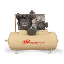 120 Gallon 15 HP Fully Packaged Type-30 Reciprocating Air Compressor