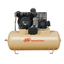 120 Gallon 10 HP Fully Packaged Type-30 Reciprocating Air Compressor