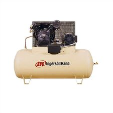120 Gallon 175 PSI, 35 CFM, 10 HP Electric Driven Two Stage Air Compressor