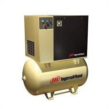 5.0 HP, 150 PSI, 16 CFM, 80 Gallon, 3 Phase Rotary Screw Air Compressor