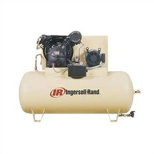 120 Gallon 175 PSI, 35 CFM, 10.0 HP Fully Packaged Type-30 Reciprocating Air Compressor