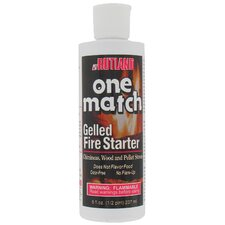 8 Oz. One Match Gelled Fire Starter