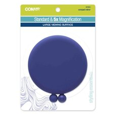 Rubber Compact Mirror