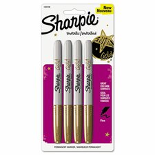 Metallic Permanent Markers (4 Pack)