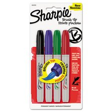 <strong>Sharpie</strong> Permanent Marker (4 Pack)