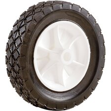 Metal Hub Semi Pneumatic Rubber Tire