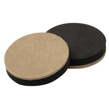 "3.5"" Furniture Sliders (Set of 4)"