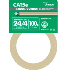 "1200"" 24/4 Gauge Indoor and Outdoor Cord"