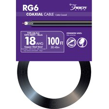 "1200"" 18 Gauge RG6 Coax Cable"