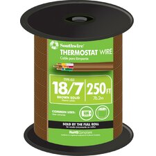 "3000"" 18 Gauge 7 Wire Thermostat Wire"