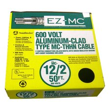 "600"" 12/2 Gauge Type MC Aluminum Cable"