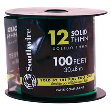 "1200"" 12 Gauge THHN Solid Wire"