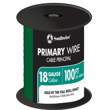 "1200"" 18 Gauge 16 Strand Primary Auto Wire"