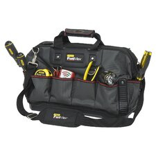 "<strong>StanleyHandTools</strong> 18"" FatMax Open Mouth Tool Bag"