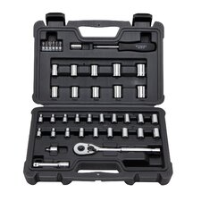 Socket Set (40 Piece)