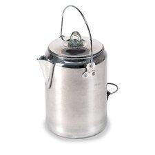 Aluminum Percolator Coffee Pot