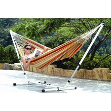 <strong>Stansport</strong> Doubleb Brazilian Hammock and Stand Combo