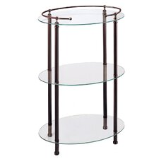 "Taboret 19"" x 31""  3-Tier Shelf"