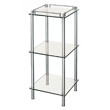 "<strong>Gatco</strong> Premier 14.5"" x 35"" 3-Tier Shelf"