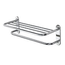 "26.5""  Towel Rack in Chrome"