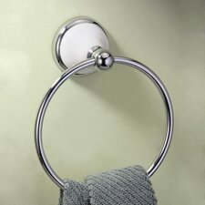 Franciscan Wall Mounted Towel Ring