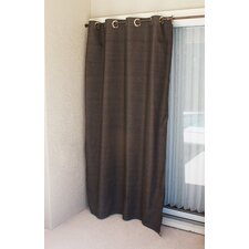 Exterior Privacy Single Curtain Panel