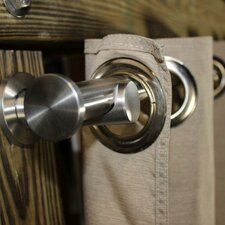 Exterior Curtain Rod
