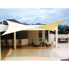 "<strong>Coolaroo</strong> Premium 17'9"" Square Shade Sail Kit"