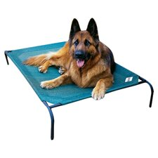 Elevated Indoor/Outdoor Pet Cot for Large Breeds