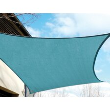 "Premium 17'9"" Square Shade Sail Kit"