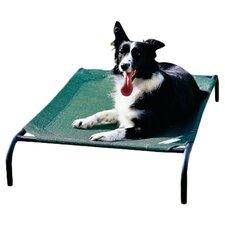 Elevated Indoor/Outdoor Pet Cot for Medium Breeds