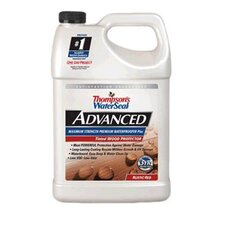 1 Gallon Rustic Red Advanced Tinted Wood Protector 21741