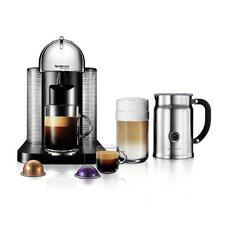 VertuoLine Coffee/Espresso Maker with Aeroccino Plus Milk Frother