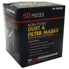 50 Count Dust & Filter Masks SP98850