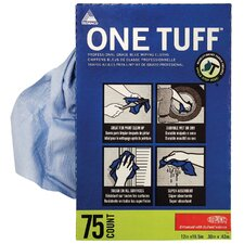 75 Count One Tuff Wiping Cloth