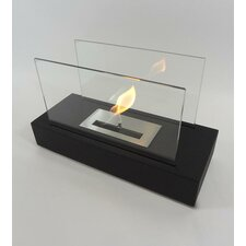 <strong>Bluworld</strong> Incendio Tabletop Bio Ethanol Fuel Fireplace
