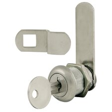 Ultra 43805 Nickel Plated Disc Tumbler Cam Lock Kit