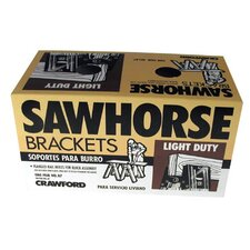 All Purpose Use Sawhorse Brackets 87-6/87