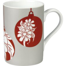 Winter Splendor 10 oz. Ornaments Mug (Set of 4)