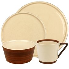 Pure Nature 4 Piece Place Setting