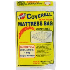 "<strong>Warps</strong> 70"" x 92"" Queen Or Full Banana Bags Mattress Bag"