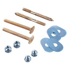 Toilet Bolt and Screw Set