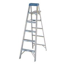 <strong>Werner</strong> 6' Aluminum Step Ladder