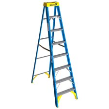 8' Fiberglass Step Ladder