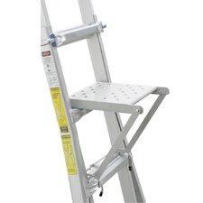 0.44' H x 1.02' W x 1.54' D Ladder Platform